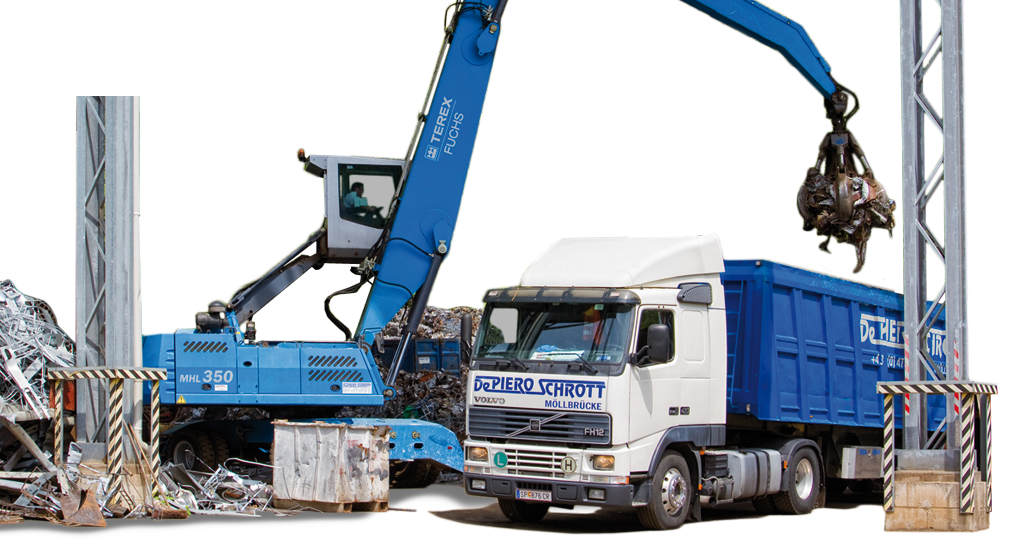De Piero Schrott GmbH – Metall and Recycling