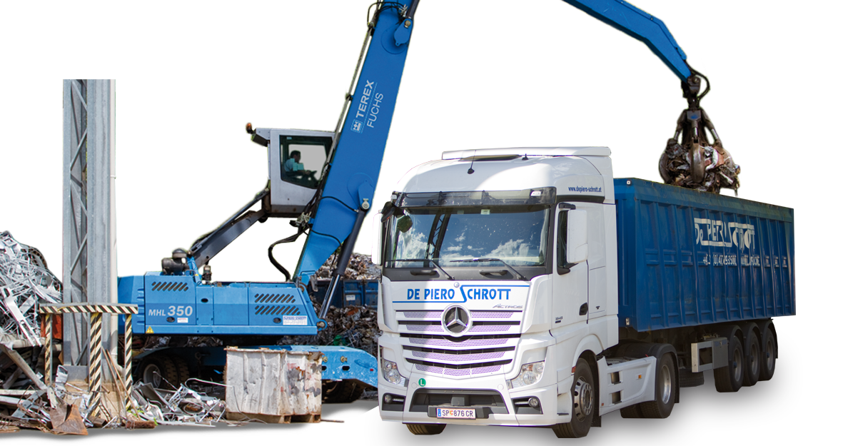 DE PIERO SCHROTT GmbH –  – Metall and Recycling