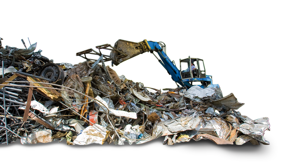 De Piero Schrott GmbH – Metall und Recycling, Schrottplatz – Altes Eisen