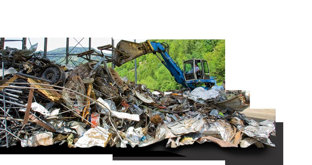De Piero Schrott GmbH – Metall and Recycling