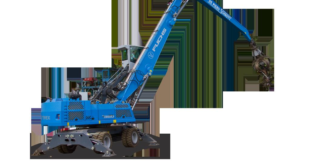 De Piero Schrott – Dismantling service